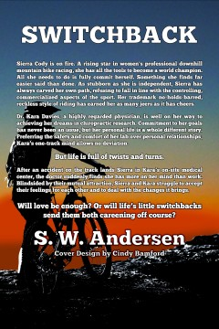 Switchback Final Back Cover